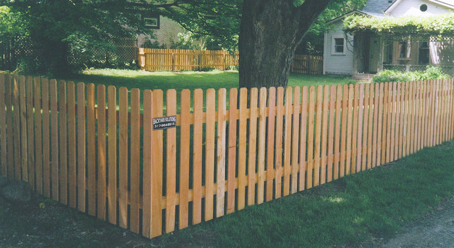 Board On Fence Picket Calculator Best Fence For Security